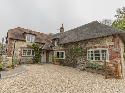 Photo for FORGE COTTAGE, pet friendly in West Lulworth, Ref 994203