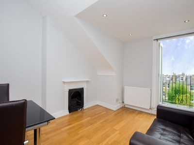Photo for Lovely, cosy flat in West Hampstead with balcony