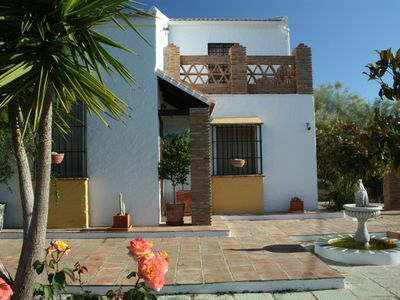 Photo for Spacious holiday home with private pool, in the mountain and with beautiful view