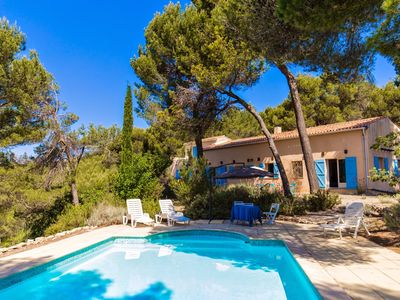 Photo for Villa in the South of France countryside