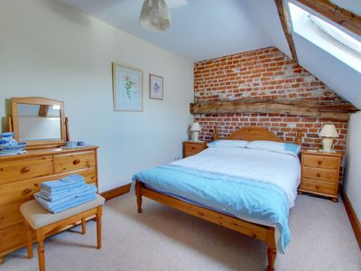 Photo for Vacation home Winterton Barn in Hickling Broad - 8 persons, 4 bedrooms