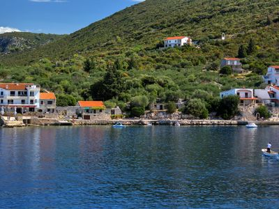 Photo for Apartment Martina in Hvar/Pokrivenik - 2 persons, 1 bedrooms