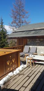 Photo for A beautiful chalet quiet 2 steps from shops and close to the slopes