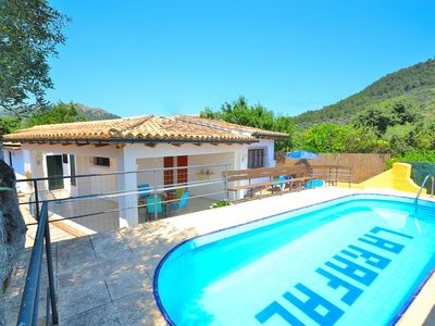Photo for La Rafal charming villa with mountain views 015