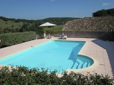 Photo for Cozy Holiday Home in Montayral with Private Pool