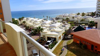 Photo for Beautiful 2 Bedroom Condo on the Sea of Cortez at Las Palmas Resort D-501