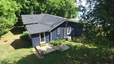 Photo for *** Tranquil Newly Renovated 4 Bedroom Lakefront Cottage on Balsam Lake ***