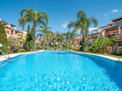 Photo for Unbeatable location!Spacious house at the golden mile, Marbella near Puente Romano and Puerto Banus