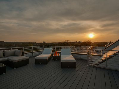 Photo for NASHVILLE SKYLINE ROOFTOP TOWNHOME