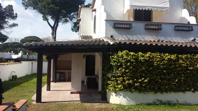 Photo for Beautiful Circeo villa at 100 mt from the sea, with pets allowed. comfortable