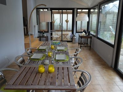 Photo for Holiday home for 6 guests with 120m² in Locquirec (73412)