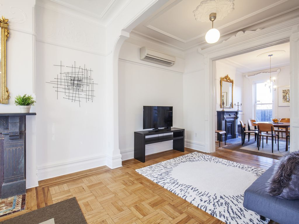 Brooklyn chic modern duplex luxury townhouse 4 bedrooms 2 for 64 terrace place brooklyn