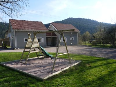 Photo for 2011 cottage fully equipped 300m from the lake gerardmer