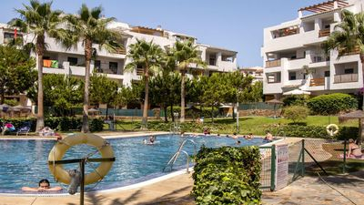 Photo for Lovely 1BR Apartment with Garden in La Cala