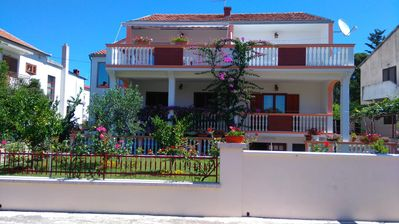 Photo for Apartment in Biograd na Moru (Biograd), capacity 2+2