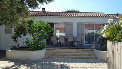 Photo for Villa - 8 Persons - Private SPA - WIFI - Terrace - Garden - Beach - Ile de Ré
