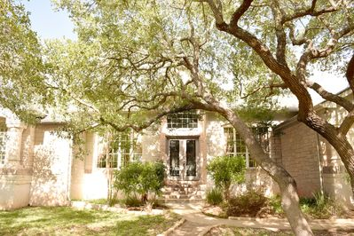 Charming Front Entry
