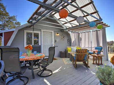Photo for Mariposa Home w/Furnished Patio & Sierra Mtn Views