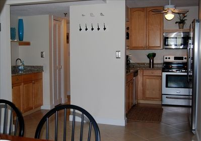 Granite Counters, All Stainless Steel Appliances, Everything You Need !