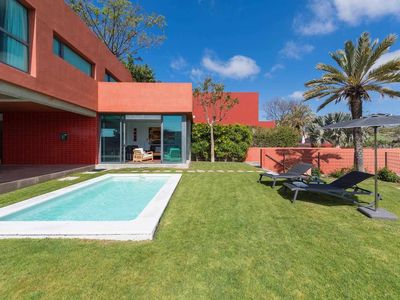 Photo for VILLA DELUX WITH PRIVATE HEATED POOL