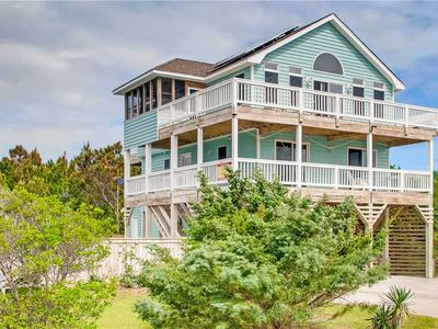 Photo for Semi-Oceanfront in Waves w/ New Game Room, Pool, Hot Tub, Grill, Walk to Beach!