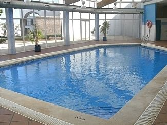 Indoor Pool, Great place to relax