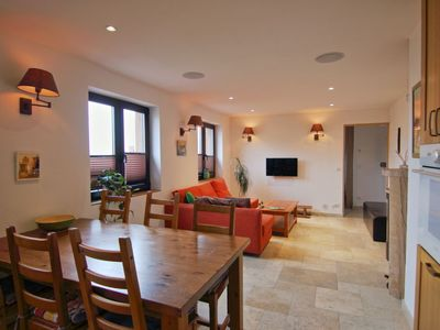 Photo for 2 bedroom Apartment, sleeps 6 in Sainte-Foy-Tarentaise with WiFi