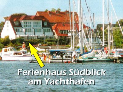 Photo for South view at the harbor - Ferienhaus Südblick at the harbor