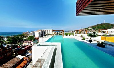 Photo for Puerto Vallarta Luxury Condo in the Romantic Zone of Puerto Vallarta!
