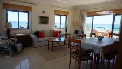 Photo for AMAZING 2 BEDROOM BEACH FRONT AND SWIMMING POOL APARTMENT