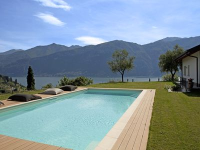 Photo for Exquisite 4 bedroom Villa in Bellagio, Lake Como (Q6744)