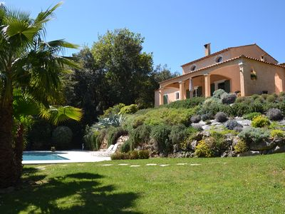 Photo for Villa Valbonne  - private pool - sleeps 6