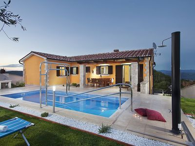 Photo for Beautiful villa for up to 8 people with private pool