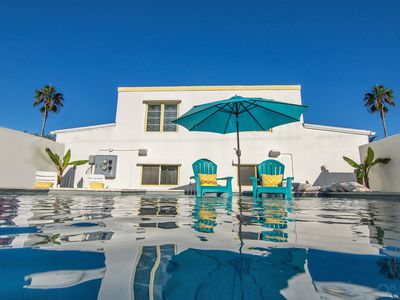 Photo for Historic Waterfront District- Gulfport Florida, includes pool, grill and bikes!