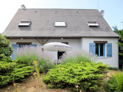 Photo for Vacation home Les Mouettes (HSM401) in Hauteville sur Mer - 8 persons, 4 bedrooms