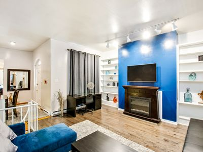 Photo for Beautiful 3BD Apt in the Heart of Center City