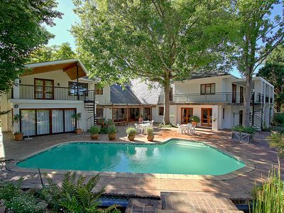 Photo for Natures Valley Villa; 9BR/7.5BA, 3 Master Bedrooms, 2 Kitchens, Pool House