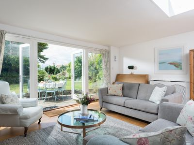 Photo for CHEYNE COTTAGE - LUXURY ACCOMMODATION IN SOUTH DEVON