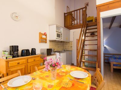 Photo for One bedroom Villa, sleeps 4 in La Palmyre with Pool and WiFi