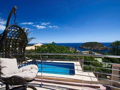 Photo for Lovely and comfortable luxury villa  with private pool in Javea, on the Costa Blanca, Spain for 8 persons