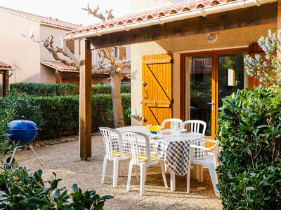 Photo for MM42 : NARBONNE PLAGE / 3-room villa with terrace