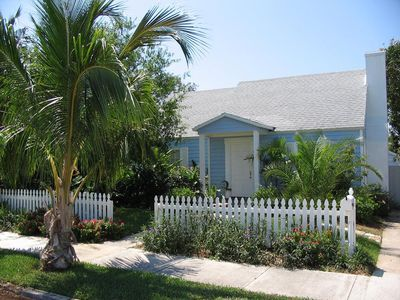 Photo for Charming cottage minutes from downtown district and close to the beach