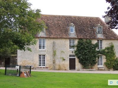 Photo for La Demeure magnificent 6 Bedroom manor farm house at the heart of the property