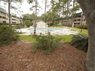 Photo for The Spa 1115, 2 BR, Heated Pool, Tennis, WiFi, Walk to Beach, Sleeps 4