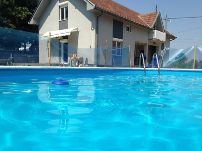 Photo for Villa Brigitte, Beautiful house with pool and all modern comforts ......