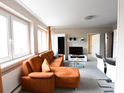 Photo for Large, modern apartment in the heart of Warnemünde - Haus Shiralee