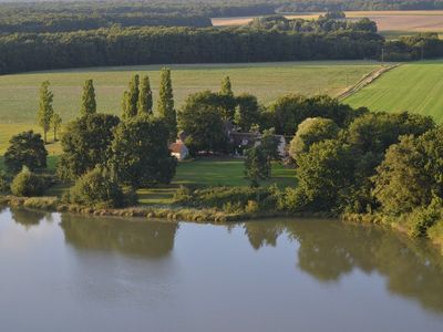 Photo for NEW - Gite in the countryside with swimming pool - Loire Valley near Beauval zoo