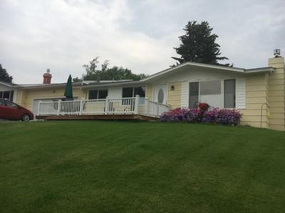 Photo for Beautiful views of Glacier Park and golf course.  Kalispell Medical close by.