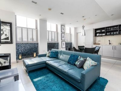 Photo for Super Luxury 2 Bedroom Flat City of London