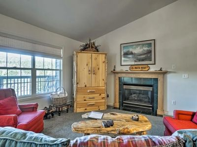Photo for Charming Rocky Mountain Condo - 2-Bed, 2-Bath Condo, Views from Every Window